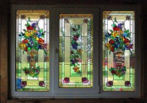 Витражные окна Луганск