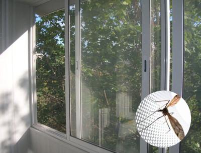 Москитные сетки на пластиковые окна в Луганске